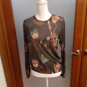 Beautiful Theory Silk Knit Sweater